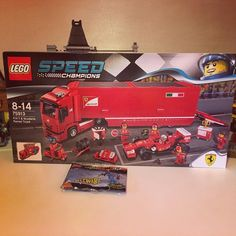 Got this little bad boy this week #lego #legos #legostagram #legomania #legogram #legophoto #legophotography #legostore #legofan #legocollection #legoaddict #legobrick #legopic #legospeedchampions #speedchampions #75913 #ferrari by tq1bricks