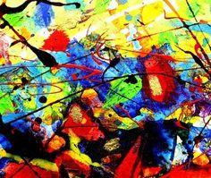 "Saatchi Online Artist John Nolan; Mixed Media, ""Somewhere Over The Rainbow"" #art"
