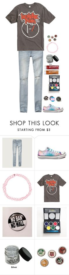 """""""facepainting at a church's carnival with specific conditions"""" by emorecyclable ❤ liked on Polyvore featuring Abercrombie & Fitch, Converse, Kitpas, Mehron, Coach 1941, men's fashion and menswear"""