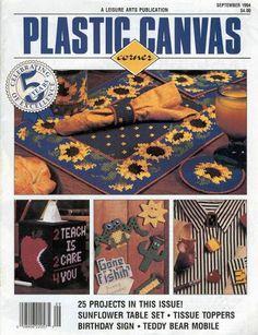 plastic canvas corner Sept 1994 - Mly AgH - Álbuns da web do Picasa