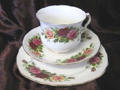 Vintage Tea Trio by Royal Vale Gorgeous Roses by TheWhistlingMan, £9.00