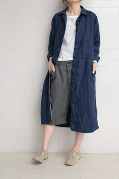 Linen. Oversized. Neutrals.