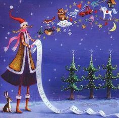 Mila Marquis Christmas wish list