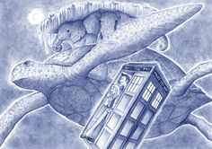 Doctor Who & Discworld crossover