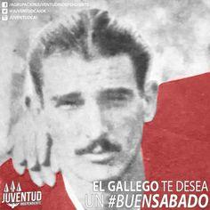 Buenos días diablos! #BuenSabado,  #VicenteDeLaMata, #Independiente, #IdolosIndependiente