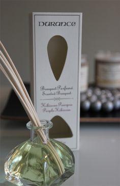 Durance-Bouquet parfumé-Hibiscus pourpre