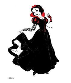 Gothic Disney Princess | Gothic Heart†: O Lado Negro das Princesas