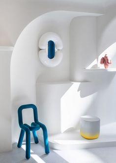 8 Best Archi Designs Interior (Moustache Paris store