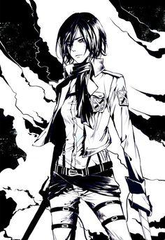 Mikasa - SNK