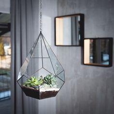 #blossomuniverse #handmade #glass #terrarium #succulent #gem #gemstone #plants #plant #glass #flowers #terrarium #handmade
