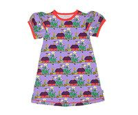 Snoozy SS Dress Little Cottage