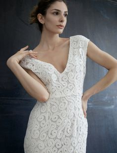 Xeniya Matveeva - by Sasha resort collection 2014