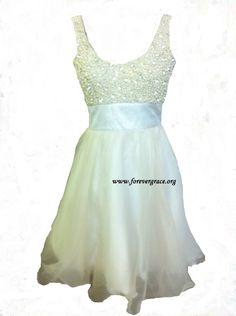 whitefg http://www.forevergrace.org/white-pearl-studded-dress/