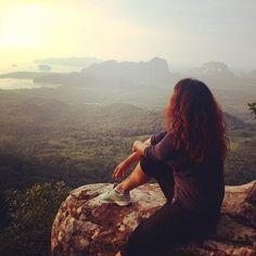 Somewhere only we know! #amazing #top #amazingthailand #magic #magicworld #ngornnark #krabi #krabitown #aonang#railay#viewpoint #beauty #beautiful #nature #thailand #thailandia #views #igers #igaddict #iphonesis #360 #360degrees #2015#wow #world #trekking #travelporn #adventurous #adventure #extreme by pam_sunisa