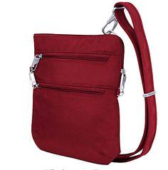 c04ffd4df59 Travelon 43115 Anti-Theft Classic Small E W Crossbody Luggage Accessories