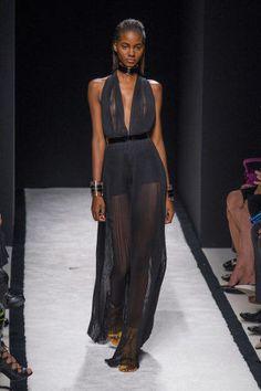 Balmain Spring 2015 Ready-to-Wear - Balmain Ready-to-Wear Collection