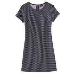 Merona® Women's Textured Cap Sleeve Shift Dress - Assorted Colors