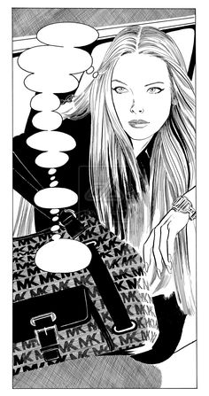 Glamourpuss Issue 2, Page 7 by Dave Sim.  http://www.cerebusdownloads.com/