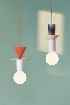 Junit Lighting 'Record' & 'Column'