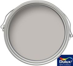 Dulux Perfectly Taupe - Matt Emulsion Paint - 2.5L