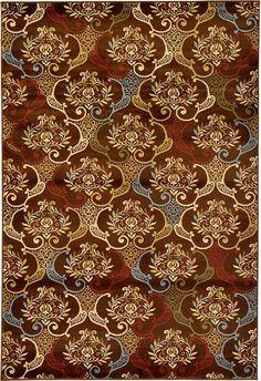 Brown 11 x 3 Reproduction Gabbeh Rug Flower Wallpaper, Pattern Wallpaper, Damask Rug, Kids Dress Patterns, Graphic Wallpaper, Rug Company, Bathroom Towel Decor, Decoupage Paper, Floral Border