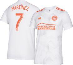 adidas Men s Atlanta United Secondary Josef Martinez  7 Replica Jersey cc465ca85