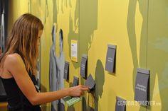 Claudia Schleyer Interaktive Exponate | Interactive Exhibits | MS Wissenschaft 2011• flexible material for lift tabs...
