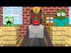 Monster School : GRANNY HORROR GAME CHALLENGE - Minecraft Animation Minecraft School, Minecraft Mobs, Monster School, Horror, Animation, Stupid Memes, Challenges, Make It Yourself, Games
