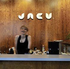 Jacu Coffee Roastery - Visual identity/Branding by Tom Emil Olsen, via Behance