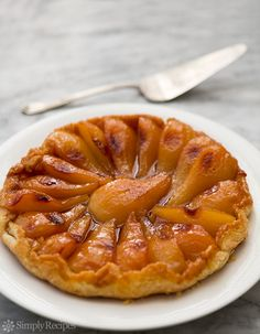 Pear Tarte Tatin on Simply Recipes