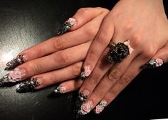 Mind. Blown. Japanese Nail Art is a Thing