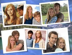 Season Promotional Pics 6pics for 7 Devon seasons? The last one is for 7 I think