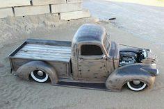1942 Chevy Rat Rod