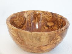 olive wood bowl / wooden fruit bowl /  wooden by wodenCraftGift, €69.00