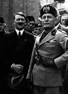 Adolf and Benito