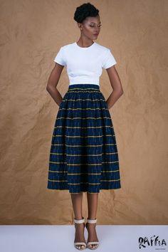 Le Ghana fait preuve de beaucoup de créativité quand il s'agit de mettre en avant la richesse culturelle de leur pays au niveau de la mode. D'ailleurs, plusieurs de nos marques africaines coup de cœur viennent de ce pays d'Afrique de l'Ouest. C'est grâce à sa collection 2015/2016 que nous avons reperé la marque Raffia. Elle a ...