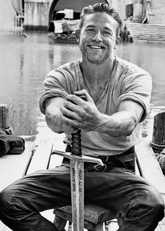 Charlie Hunnam source
