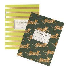 Rifle Paper Safari Pocket Notebooks