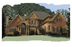 I love this house plan!!!  My dream home, without a doubt!!!