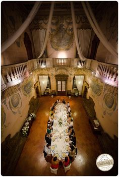 Villa Calciati in Cremona, a magnificent hunting lodge in Northern Italy. Ph Franco Lops http://www.brideinitaly.com/2013/11/francolops-cremona.html #wedding #italy