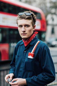 Garconjon: Magnus Ronning: Strand, London