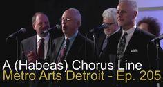A (Habeas) Chorus Line - Metro Arts Detroit - Episode 205