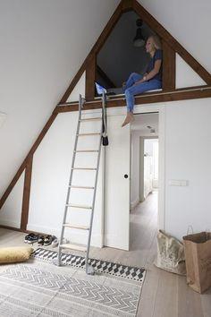 Design an Amazing Attic Bathroom attic renovation crawl spaces Attic Loft, Loft Room, Bedroom Loft, Bedroom Decor, Attic Office, Attic Playroom, Attic Renovation, Attic Remodel, Design Loft