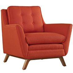 Found it at Joss & Main - Beguile Arm Chair  Except I want this in YELLOW!