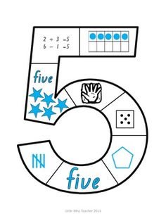 NUMBER PUZZLES (NUMBERS 1 - 9 INCLUDED) - TeachersPayTeachers.com