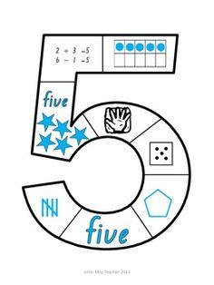 vijf met 5