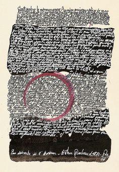 Ecrire sans fin / Never ending writing 05 06 | Flickr: Intercambio de fotos