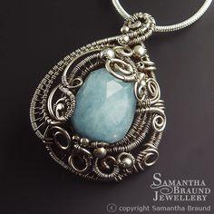 Mermaid Amulet by Samantha_Braund, via Flickr