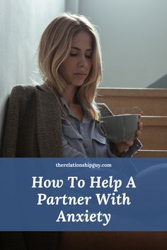 How to help a partner with anxiety can be a challenging and exhausting endeavour. This post looks at 7 helpful tips for how you can help a partner with anxiety better. Definition Of Happiness, Rapid Heart Beat, Best Relationship Advice, Nothing To Fear, Overcoming Anxiety, National Institutes Of Health, Helpful Tips, Useful Tips, Handy Tips