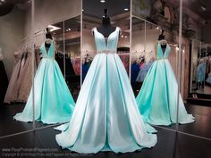Quinceañera Dresses and Ball Gowns – Rsvp Prom and Pageant Aqua Prom Dress, Pageant Dresses, Quinceanera Dresses, Homecoming Dresses, Aqua Dresses, Sweet 16 Dresses, Sexy Dresses, Short Dresses, Hot Dress